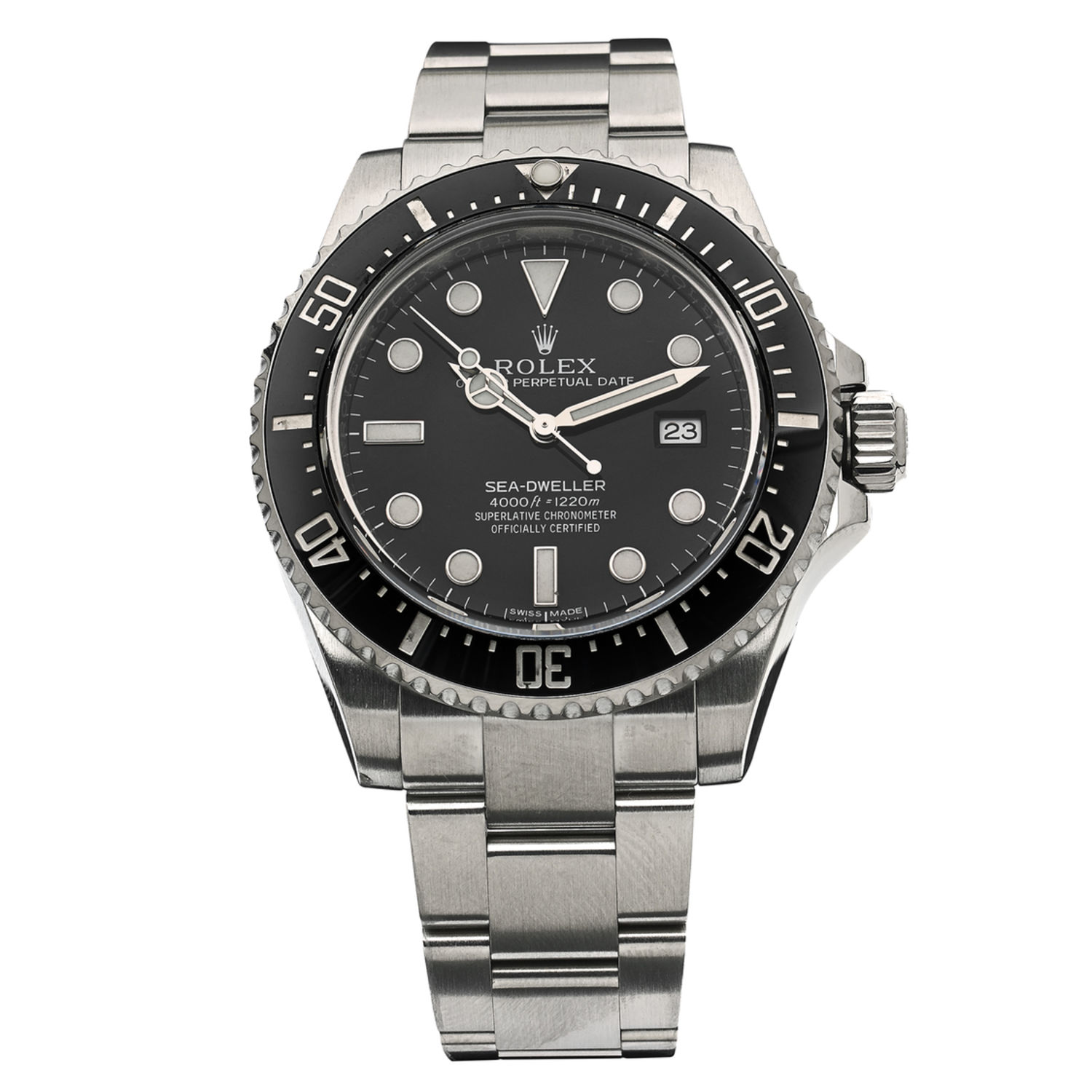 Montre Rolex Oyster Perpetual Sea-Dweller