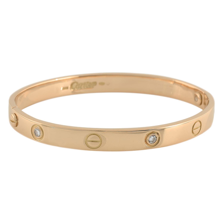 bracelet cartier love or jaune 750 oo 18k 13025. Black Bedroom Furniture Sets. Home Design Ideas