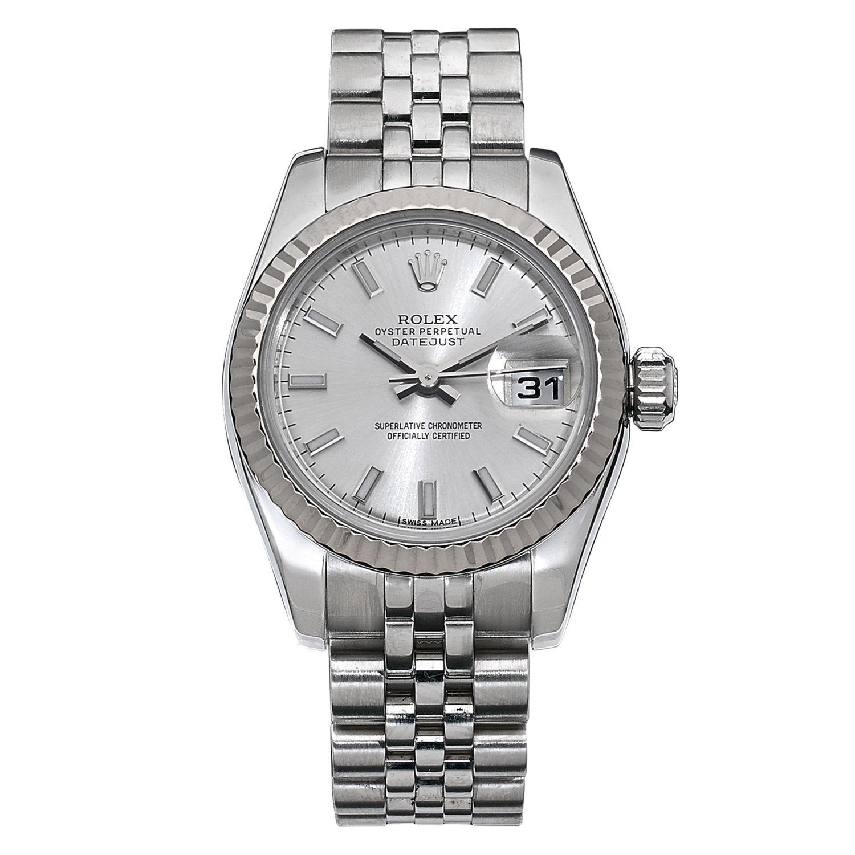 84050d8b105 Montre Rolex Oyster Perpetual DateJust - Acier - 12699 - Mikaël Dan